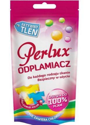 Средство для удаления пятен  PERLUX для цветных тканей, 0,1л