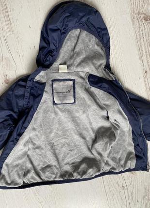 Ветровка куртка дождевик на мальчика 💙