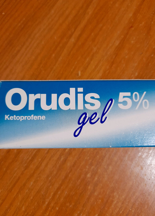 Кетапрофен  гель,5%  50гр.