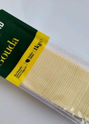 Сыр Гауда, твёрдый сыр 1 кг