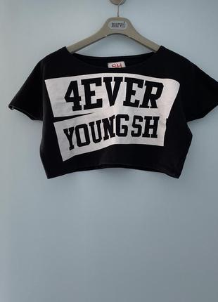 Топ, футболка-топ, майка на лето