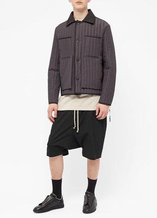 Religion хлопковые шорты стиль rick owens.