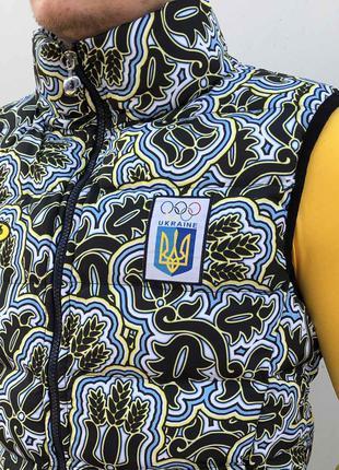 Жилетка bosco sport ukraine боско спорт украина зима осень вес...
