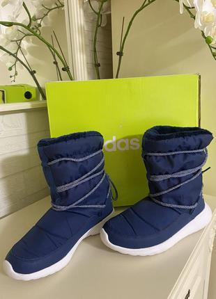Сапоги женские adidas адидас зима