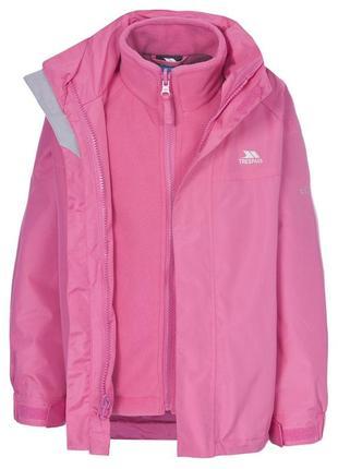 Горнолыжная термо куртка 3 в одном trespass (990)