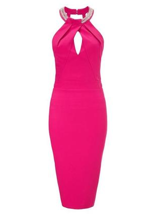 Шикарное платье английского бренда lipsy (85)
