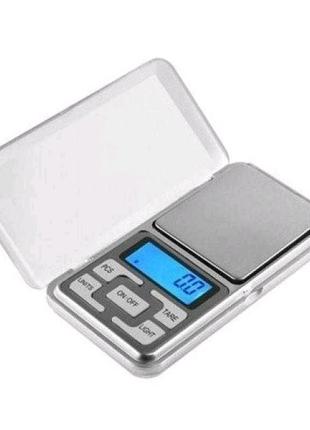 Весы электронные ювелирные высокоточные 0,1г 500г 668/MH-500,