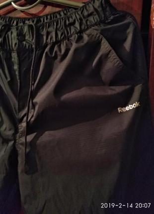 Спортивные штаны брюки Reebok оригинал