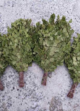 Веник Банный ( береза , дуб )