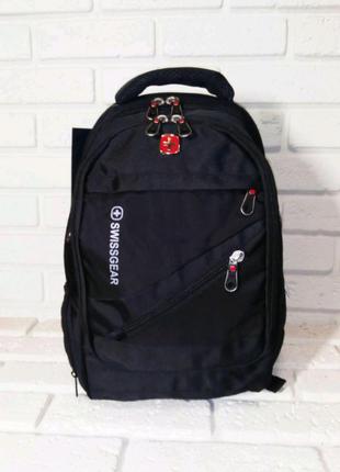 Рюкзак  SwissGear черный.