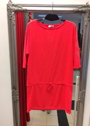 Платье туника бренда cache cache (1354)