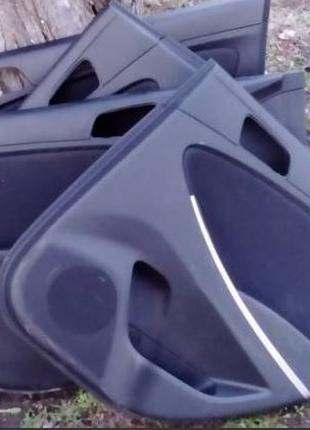 Обшивка карта двери передняя задняя правая левая Hyundai Accent