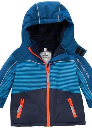 Функциональная зимняя куртка от ernstings family, непромокаема...
