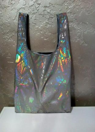 Эко сумка/тканевый многоразовый пакет, сумка для продуктов/тек...