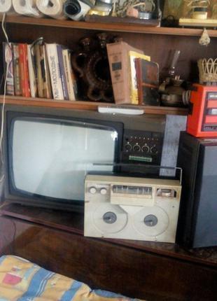 Ретро телевизор Электрон ц382
