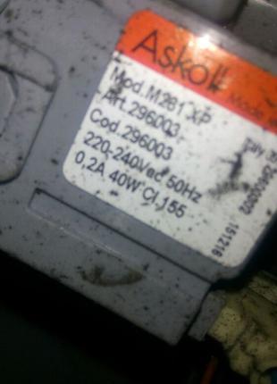 Помпа сливной насос для стиральной машинки  Samsung 852 Compac...
