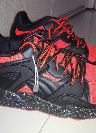Puma распродажа италия размер 40 мужские кроссовки красные ори...