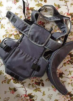 Рюкзак кенгуру для мамы и малыша