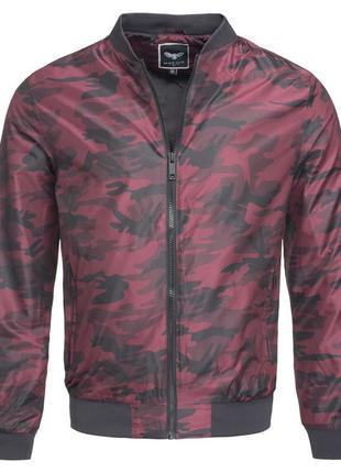 Brave soul мужская куртка бомбер осень оригинал англия
