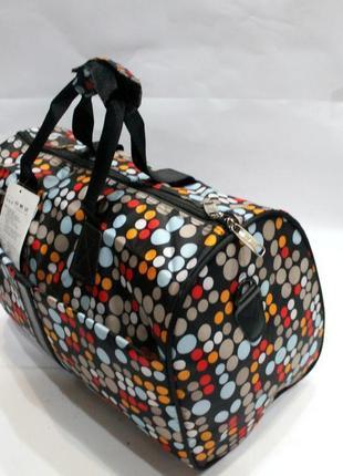 Сумка, сумка дорожная, ручная кладь, сумка женская, бочонок, с...