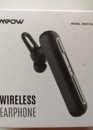 Bluetooth гарнитура MPOW BH217A
