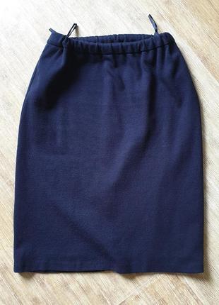 Kingfield трикотажная юбка миди, большой размер.