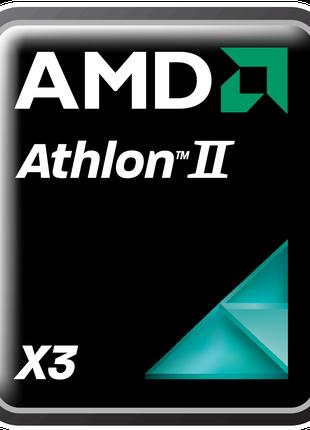 Трехядерный Athlon II x3 425 2.7 ГГц, сокет AM3