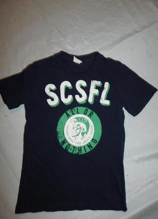 Ditsel футболка на мальчика фирменная 8 лет