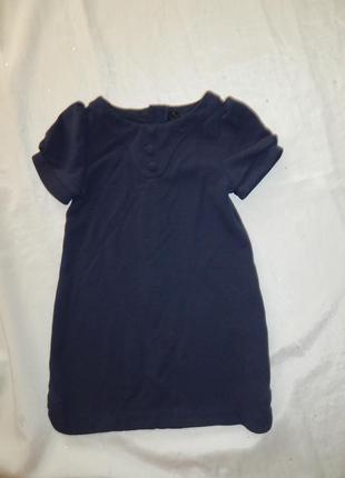 Платье на девочку 5 лет 110см