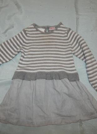 Платье на девочку 2 года baby girl