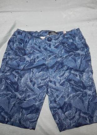 Шорты на мальчика модные, легкие 5-6 лет 116 см