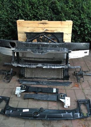 Разборка BMW F30 320i телевизор, радиатор, диффузор, передняя ...