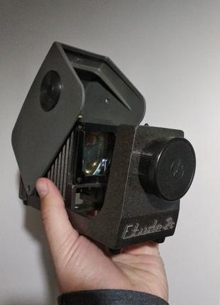 Диапроектор Etude 2C экспортный полный комплект +диафильм