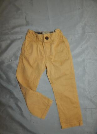 Штаны брюки модные на мальчика 1,5-2 года 92см