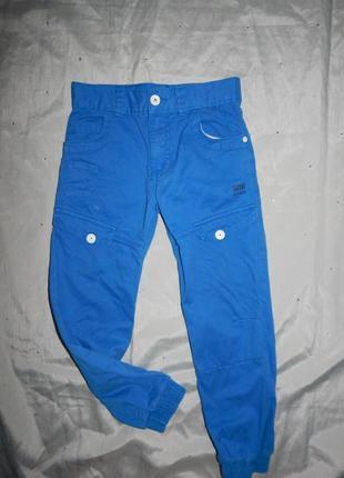 Джинсы штаны модные на мальчика 6-7 лет 116-122см