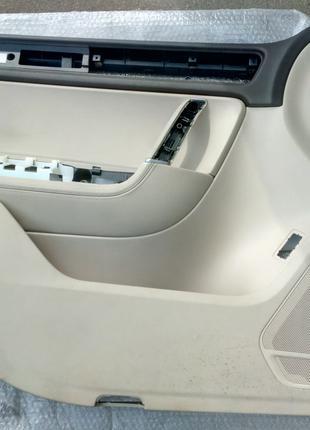 Volkswagen Touareg карта двери 7P1867011DFZ0D