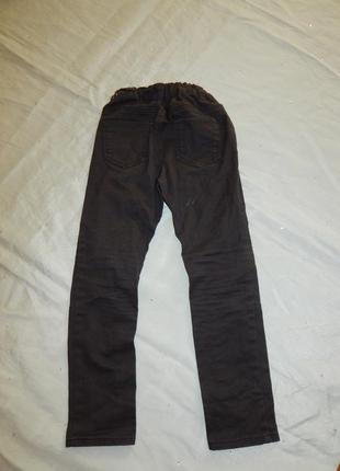 Джинсы модные на мальчика 4-5 лет 110см