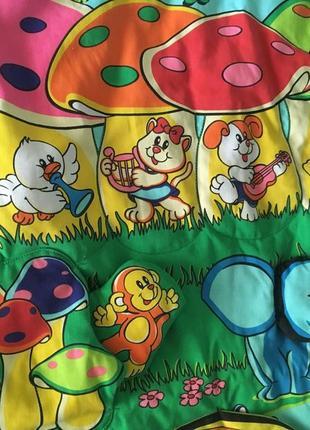 Розвиваючий коврик Chicco