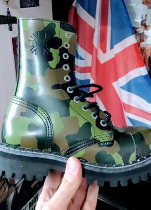 Ботинки steel берцы металлический носок