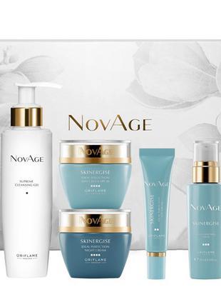 Комплексный уход против первых возрастных признаков NovAge Skiner