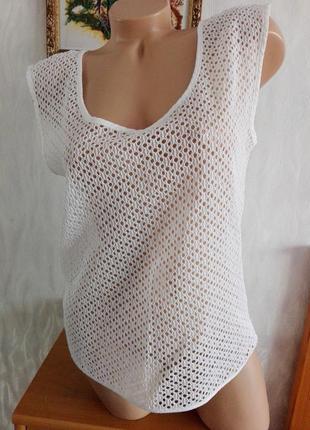 Ажурная блузочка