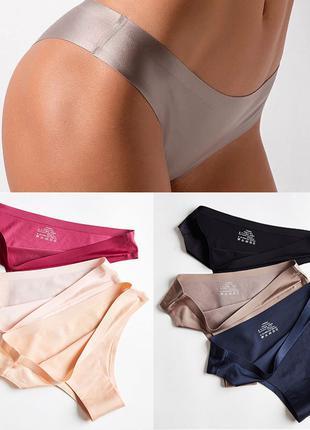 Женские бесшовные трусики-стринги Xiaomi Panties Briefs