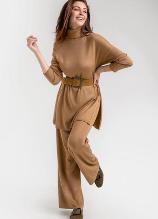 Водолазка свитер-туника є окремо брюки