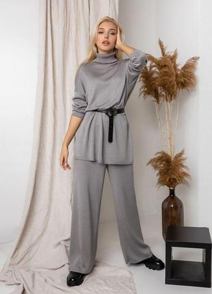 Водолазка свитер - тунтка є окремо брюки