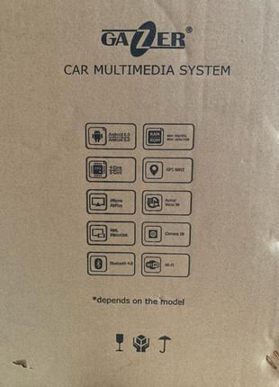 Gazer Car Multimedia system