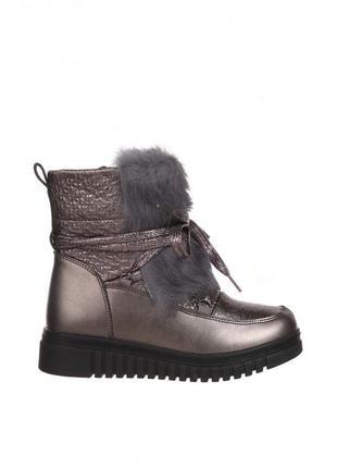 Ботинки для девочки, зимние