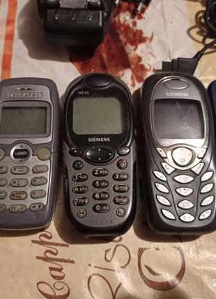 Телефоны кнопочные с зарядками