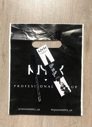 Подводка-фломастер EPIC INK LINER от NYX