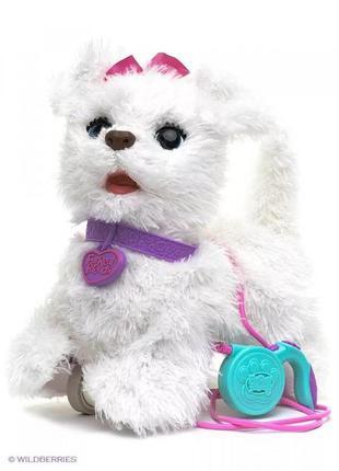 Интерактивная игрушка hasbro furreal friends щенок гого