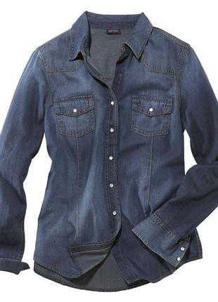 Рубашка под джинс esmara